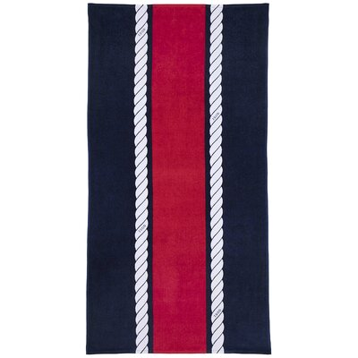 Rope Stripe Beach Towel