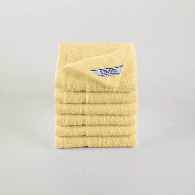 Performance Washcloth Color: Flaxen