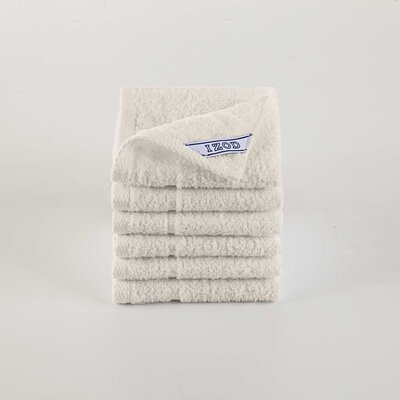 Performance Washcloth Color: Ivory
