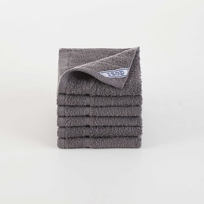 Performance Washcloth Color: Night Gray