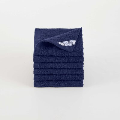 Performance Washcloth Color: Soft Navy
