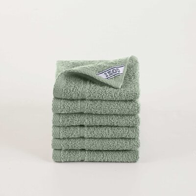 Performance Washcloth Color: Soft Green
