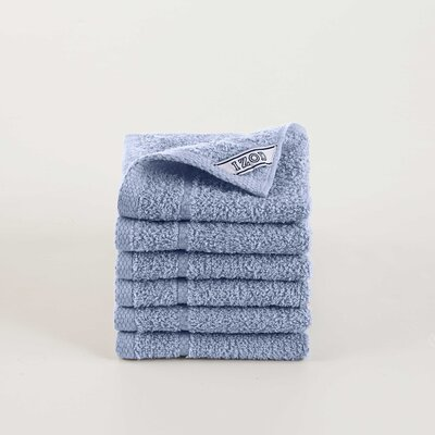 Performance Washcloth Color: Chambray