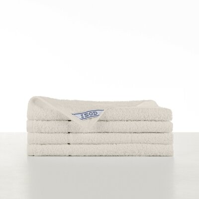 Performance Hand Towel Color: Ivory