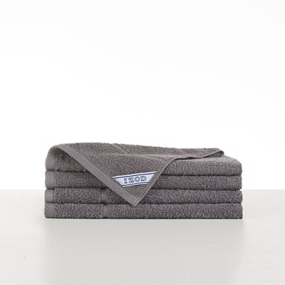 Performance Hand Towel Color: Night Gray
