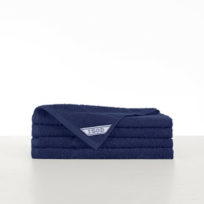 Performance Hand Towel Color: Soft Navy
