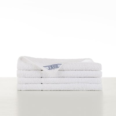 Performance Hand Towel Color: Optical White