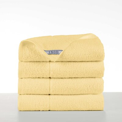 Performance 4 Piece Bath Towel Set Color: Flaxen