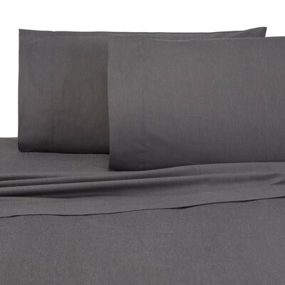 Relaxed Classic 300 Thread Count Sheet Set Size: Queen, Color: Tornado