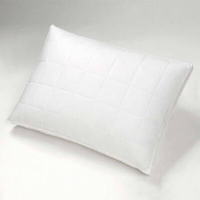 Quilted Down and Feather Standard Pillow