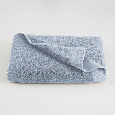 Classic Egyptian Bath Towel Color: Angel Falls