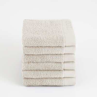 Classic Egyptian Wash Cloth Color: Egret