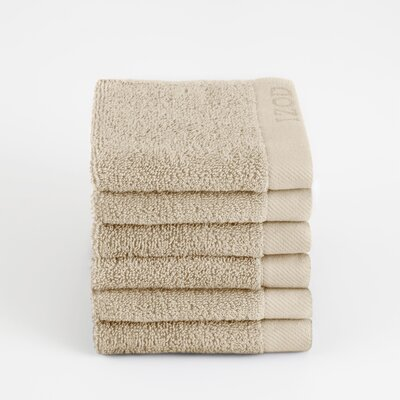 Classic Egyptian Wash Cloth Color: Linen