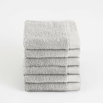 Classic Egyptian Wash Cloth Color: Glacier Gray