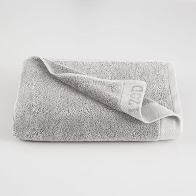 Classic Egyptian Bath Towel Color: Glacier Gray