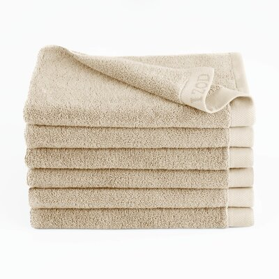 Classic Egyptian Hand Towel Color: Linen