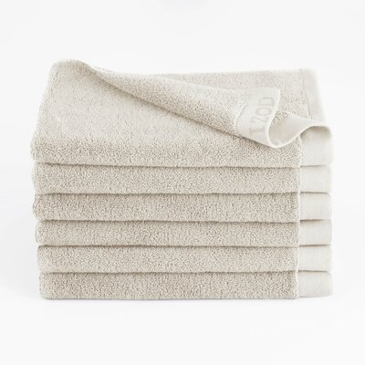 Classic Egyptian Hand Towel Color: Egret