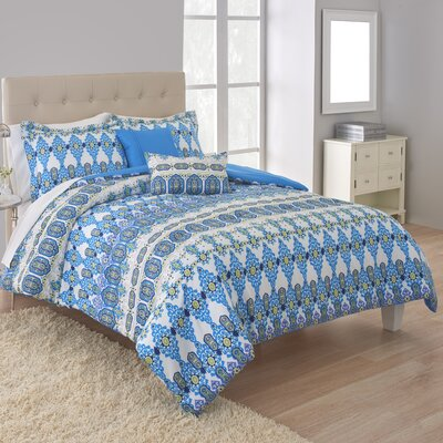 Arabel Comforter Set Size: Twin