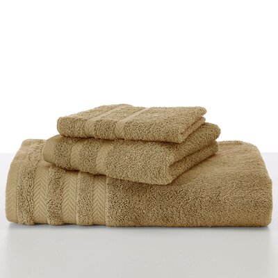 Egyptian Wash Cloth Color: Cobblestone
