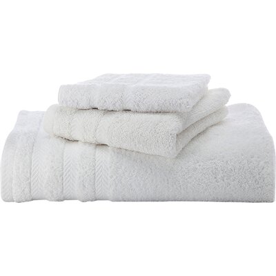 Egyptian Bath Sheet Color: White