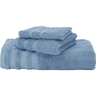 Egyptian Bath Sheet Color: French Blue