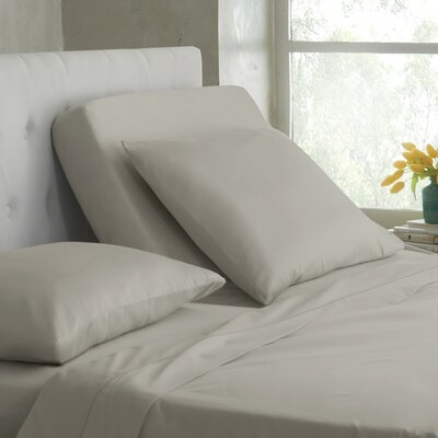Martex 400 Thread Count 100% Cotton Sheet Set Color: Silver