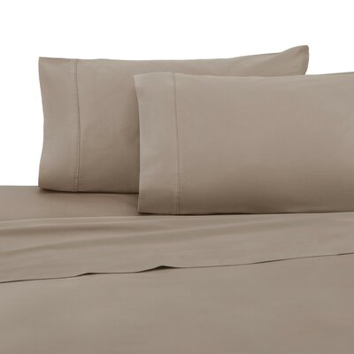 Pillow Case Color: Khaki, Size: Twin