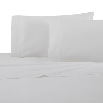 Pillow Case Color: White, Size: Twin