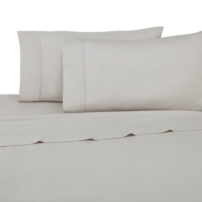 Luxe 300 Thread Count 100% Cotton Sheet Set Color: Tan, Size: Twin