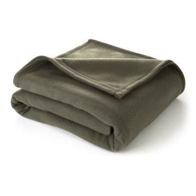 Super Soft Blanket Size: Full/Queen, Color: Basil