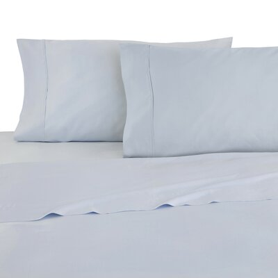 Luxury 1200 Thread Count Sheet Set Color: Ballad Blue, Size: Full/Double