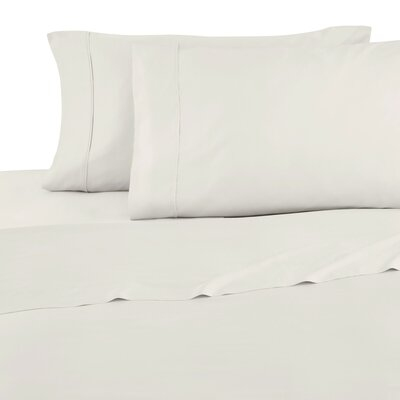 Luxury 1200 Thread Count Sheet Set Color: Ivory, Size: Queen
