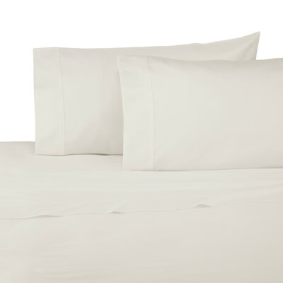 Pillowcase Set Color: Cream, Size: Full/Double