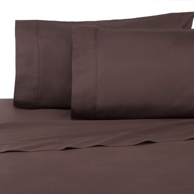 Pillowcase Set Color: Java, Size: King