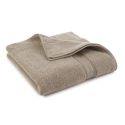 Staybright Solid Bath Towel Color: Latte
