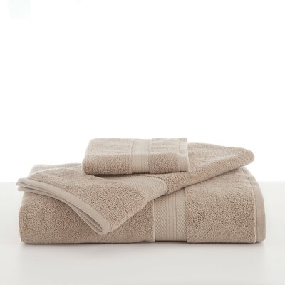 Abundance Bath Towel Color: Linen