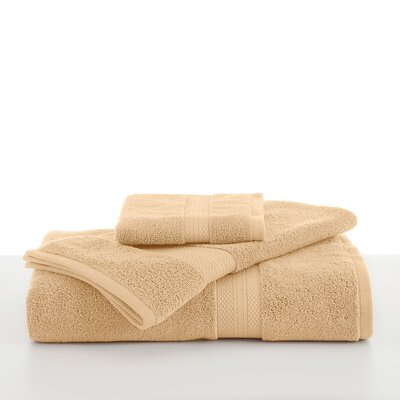 Abundance Hand Towel Color: Wheat