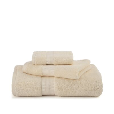 Abundance Hand Towel Color: Cream