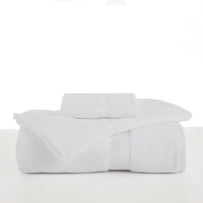 Abundance Wash Cloth Color: White