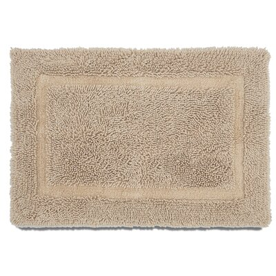 Ringspun Bath Rug Color: Double Cream