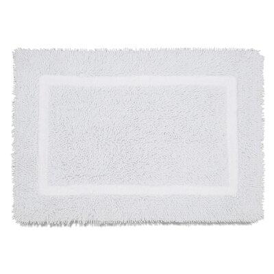 Ringspun Bath Rug Color: Optical White