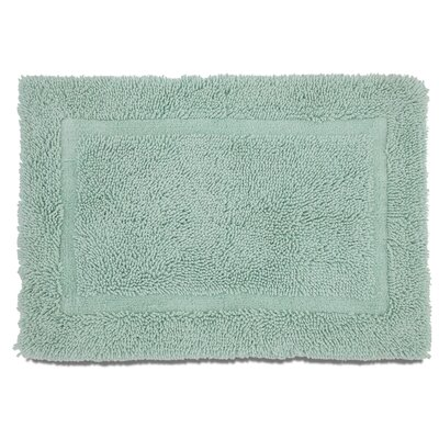 Ringspun Bath Rug Color: Beach Glass
