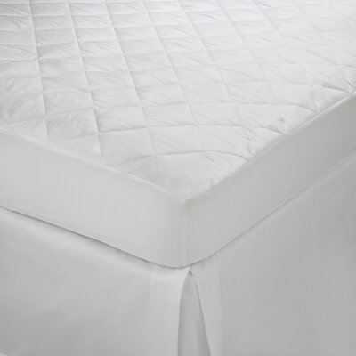 Essentials Down Alternative Mattress Pad Topper Size: Twin
