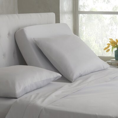 400 Thread Count Cotton Sheet Set Color: Quiet Gray