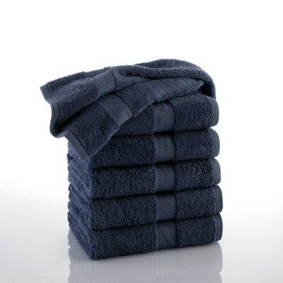 Commercial Bath Towel Color: Navy