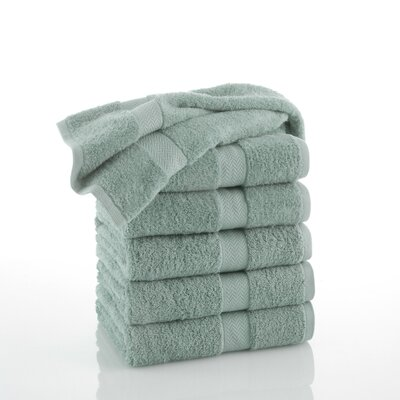 Commercial Bath Towel Color: Aqua