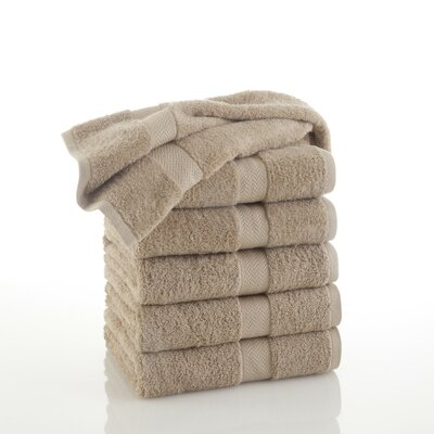Commercial Bath Towel Color: Khaki
