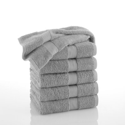 Commercial Bath Towel Color: Gray