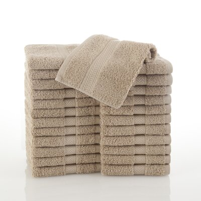 Commercial Wash Cloth Color: Khaki
