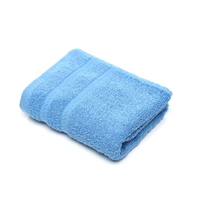 Egyptian Hand Towel Color: French Blue